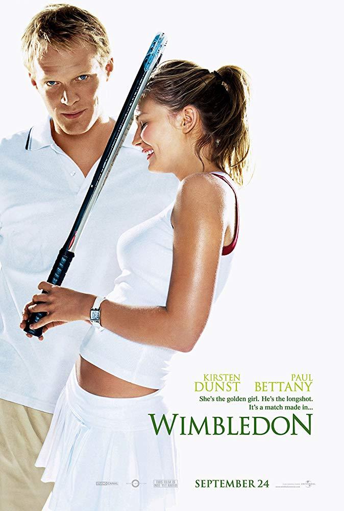 網住愛情_Wimbledon_電影海報