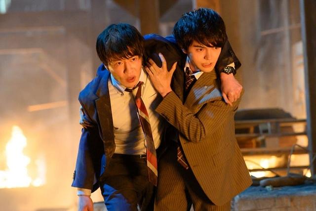 大叔之愛電影版_Ossan's Love the Movie_電影劇照