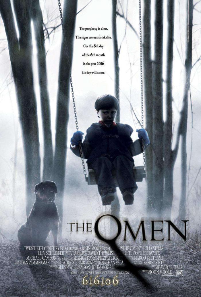 天魔_The Omen_電影海報