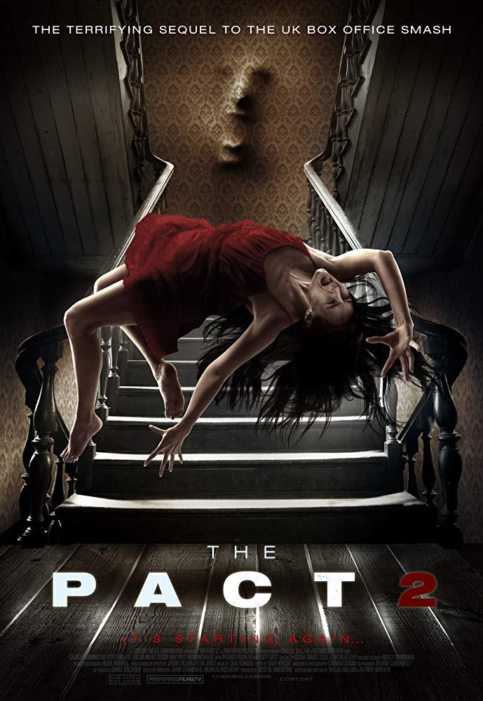 亡靈契約2_The Pact 2_電影海報