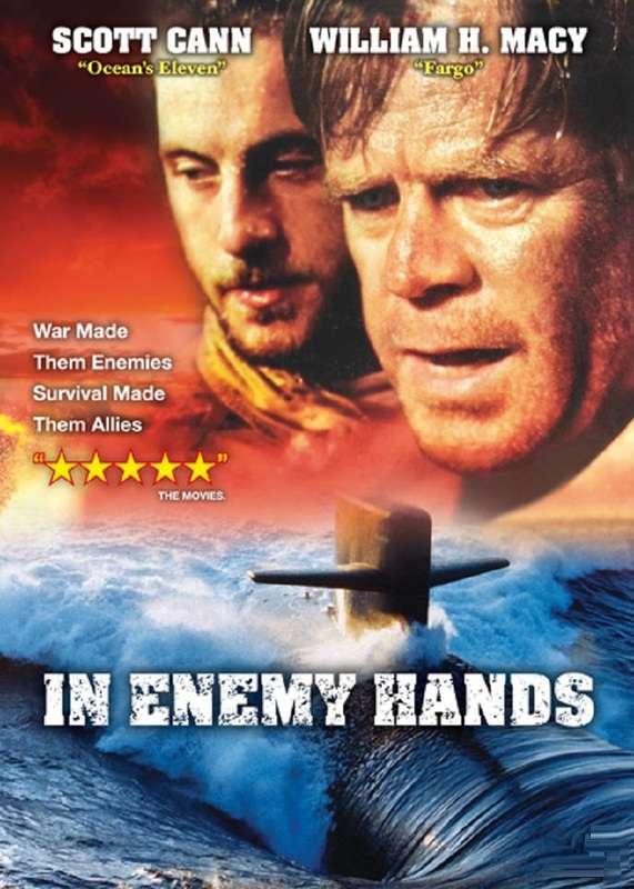 獵殺U-429海底大戰_In Enemy Hands_電影海報