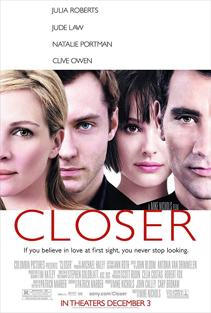 偷情_Closer_電影海報