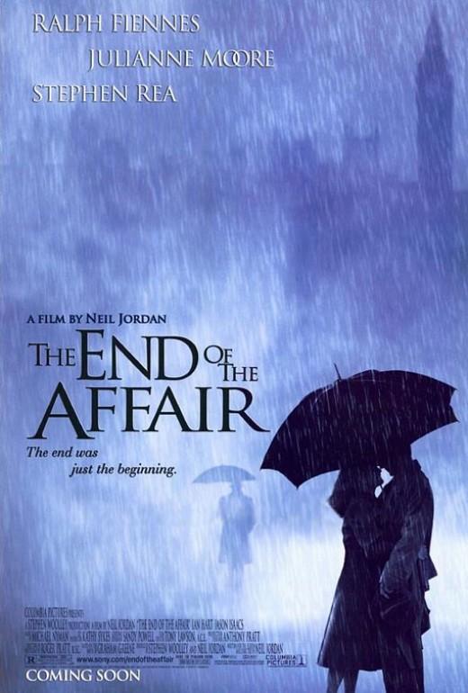 愛情的盡頭_The End of the Affair_電影海報