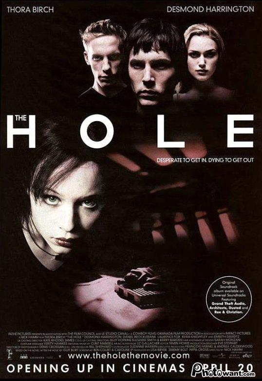 鬼地方(2001)_The Hole (2001)_電影海報
