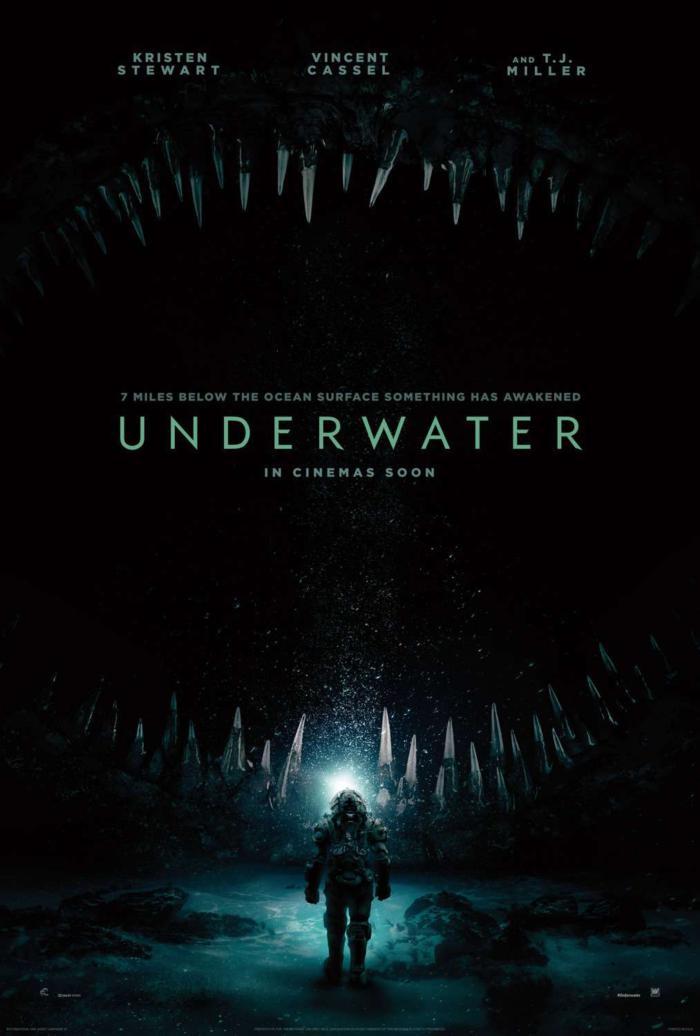 深海終劫站_Underwater_電影海報