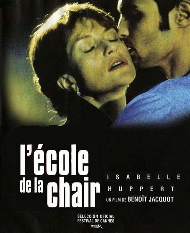 肉體學校_L' Ecole de la chair_電影海報