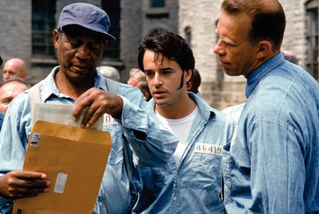 刺激1995_The Shawshank Redemption_電影劇照