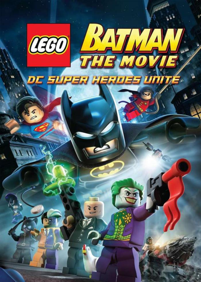 樂高蝙蝠俠電影(2013)_Lego Batman: The Movie - DC Super Heroes Unite_電影海報