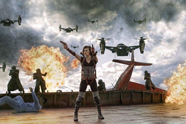惡靈古堡V: 天譴日3D_Resident Evil: Retribution_電影劇照