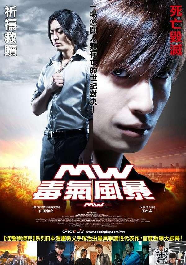 毒氣風暴_M.W._電影海報
