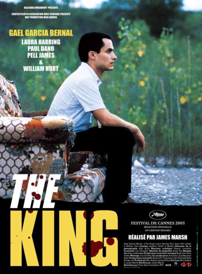 上帝的私生子_The King(2005)_電影海報