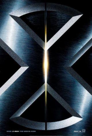 X戰警_X-men_電影海報