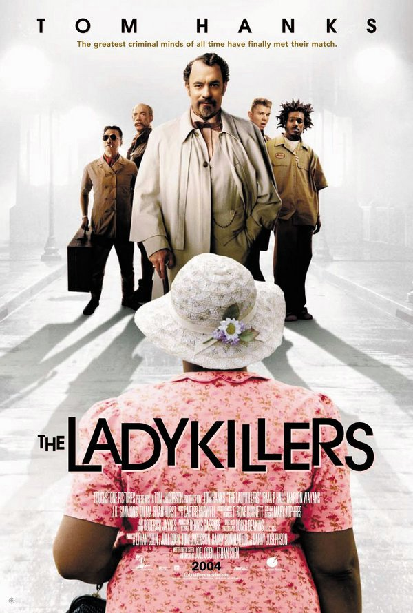 快閃殺手_The Ladykillers (2003)_電影海報