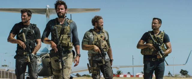 13小時:班加西的秘密士兵_13 Hours: The Secret Soldiers of Benghazi_電影劇照