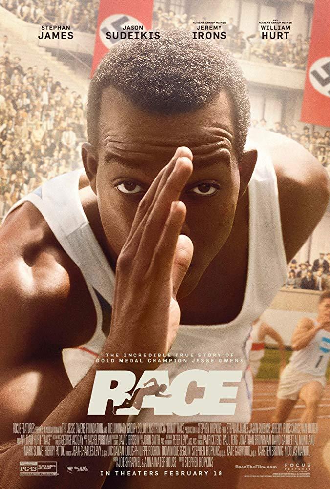 奔跑吧,人生_Race_電影海報