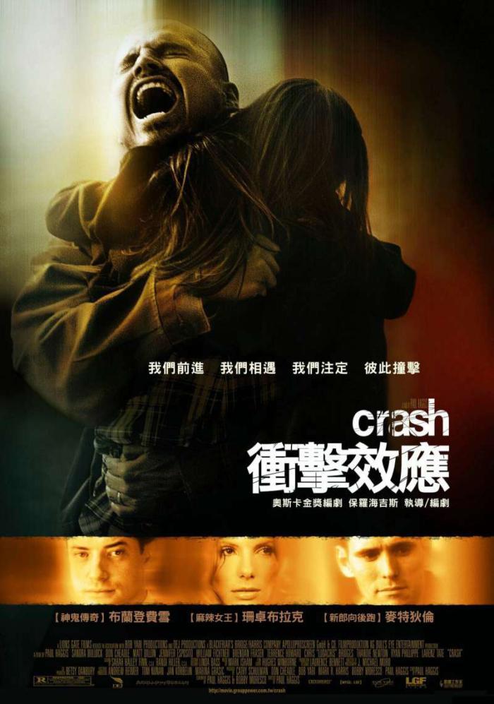衝擊效應_Crash (2004)_電影海報