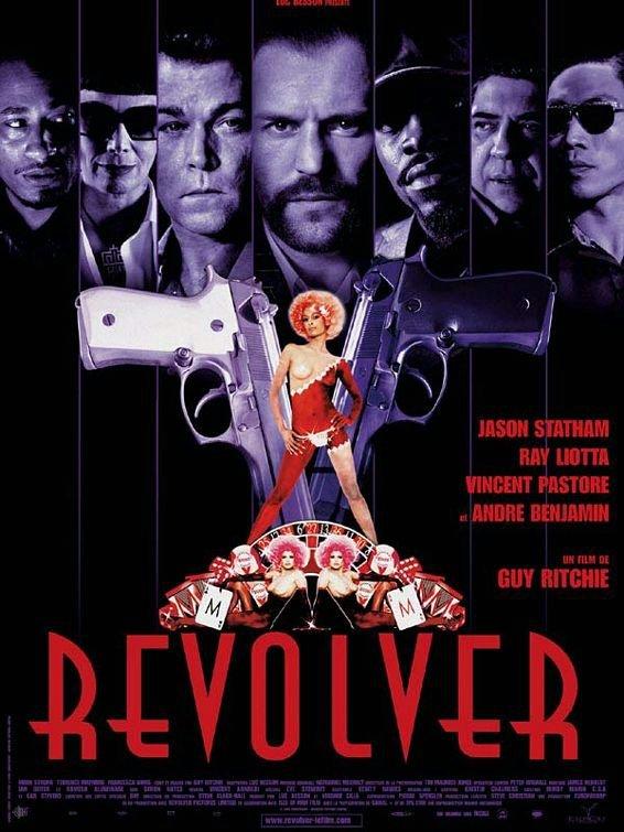玩命左輪_Revolver_電影海報
