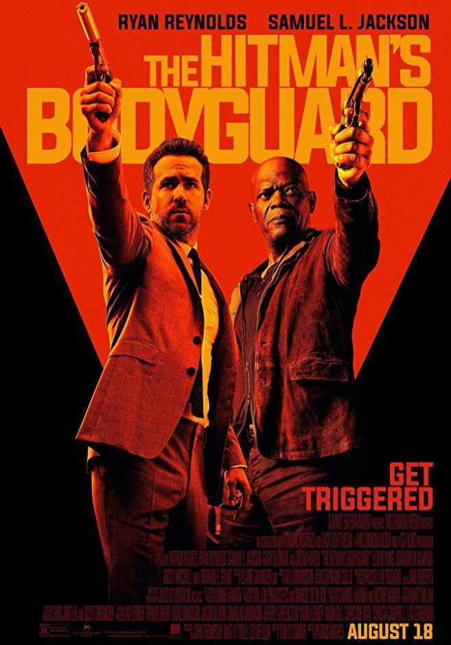 殺手保鑣_The Hitman's Bodyguard_電影海報