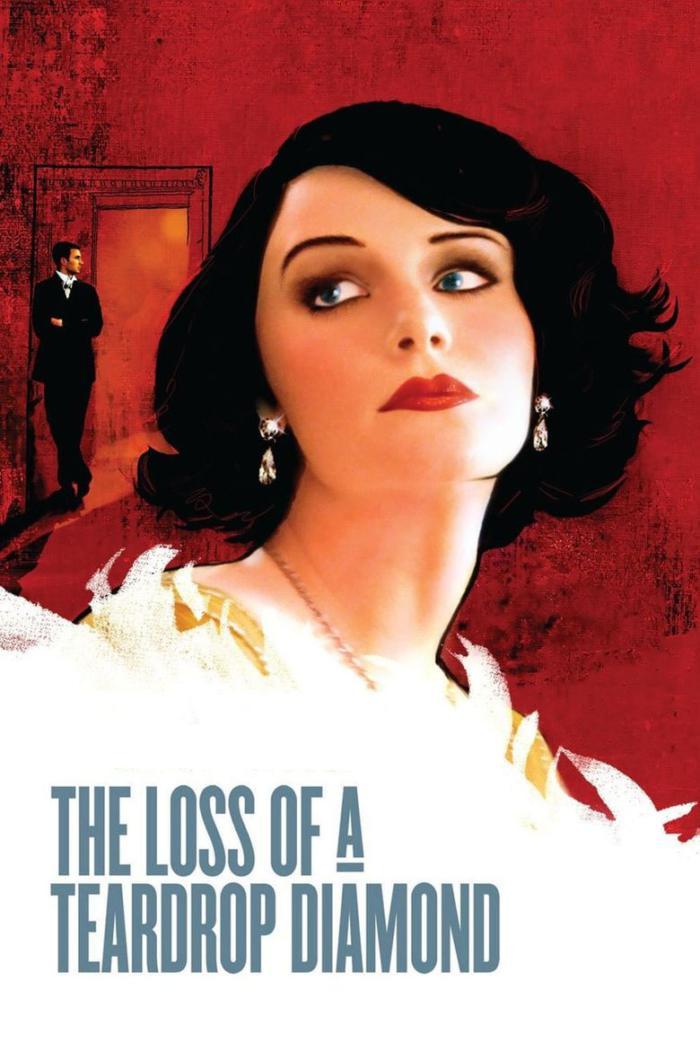淚灑金色豪門_The Loss of a Teardrop Diamond_電影海報