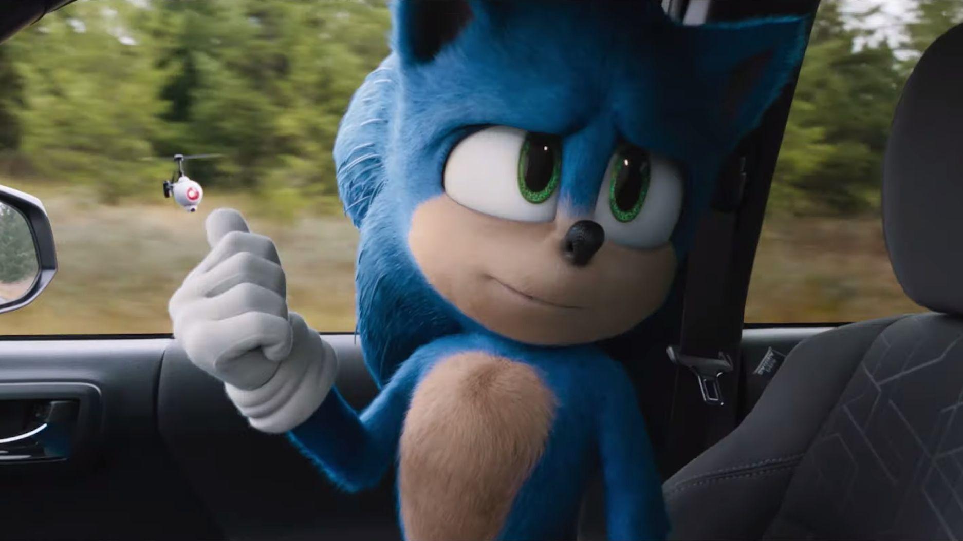 音速小子_Sonic the Hedgehog_電影劇照
