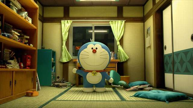 STAND BY ME 哆啦A夢_Stand by Me Doraemon_電影劇照