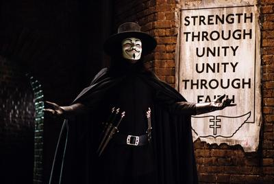 V怪客_V For Vendetta_電影劇照