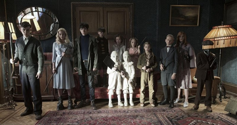 怪奇孤兒院_Miss Peregrine's Home for Peculiar Children_電影劇照