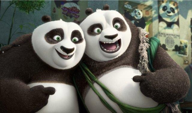 功夫熊貓3_Kung Fu Panda 3_電影劇照