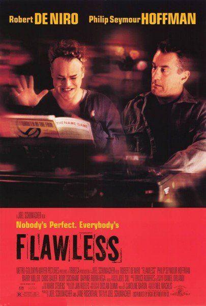 老大慢半拍_Flawless (1999)_電影海報