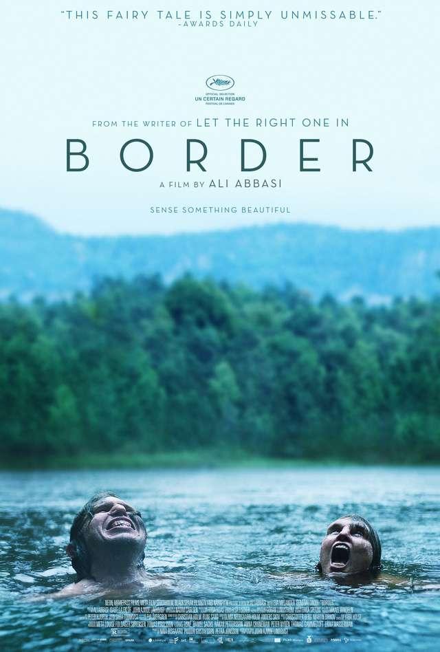 邊境奇譚_Border_電影海報