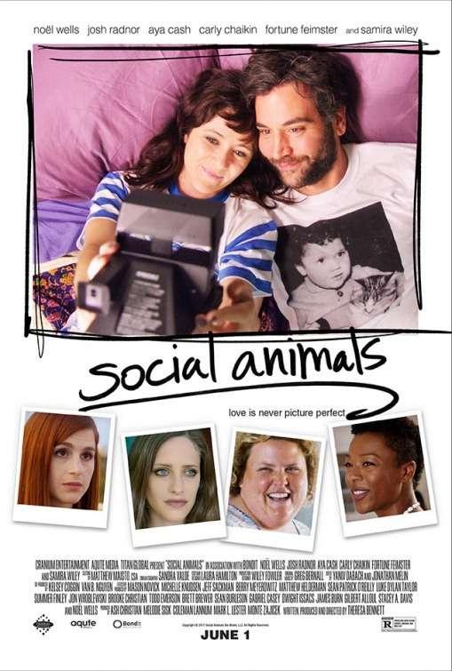 社群動物_Social Animals_電影海報