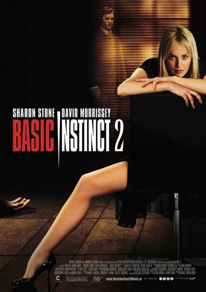 第六感追緝令2_Basic Instinct 2: Risk Addiction_電影海報