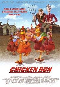 落跑雞_Chicken Run_電影海報