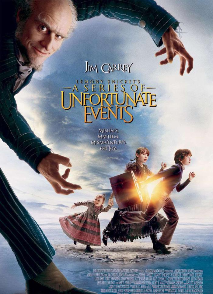 波特萊爾的冒險_Lemony Snicket's A Series of Unfortunate Events_電影海報
