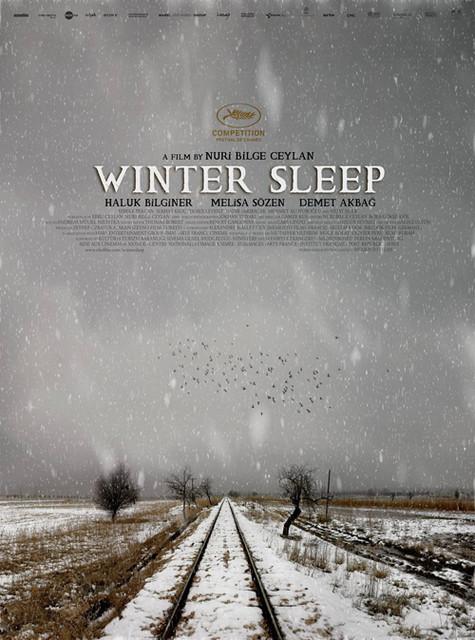冬日甦醒_Winter Sleep_電影海報