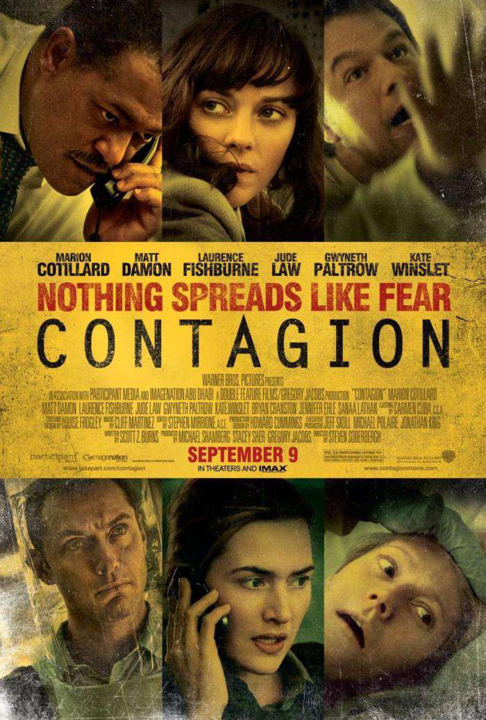 全境擴散_Contagion (2011)_電影海報