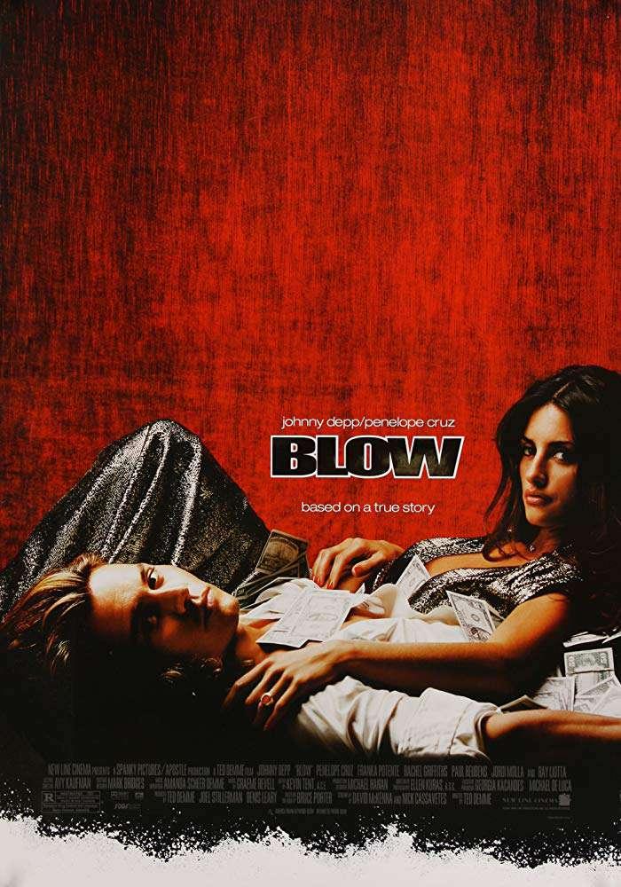 一世狂野_Blow_電影海報