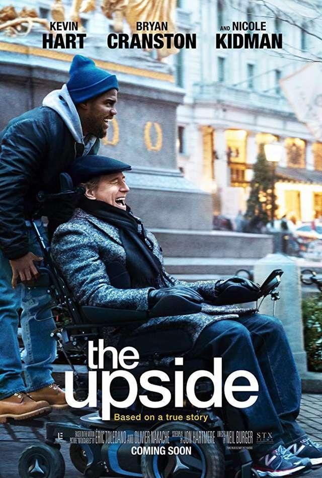 活個精彩_The Upside_電影海報