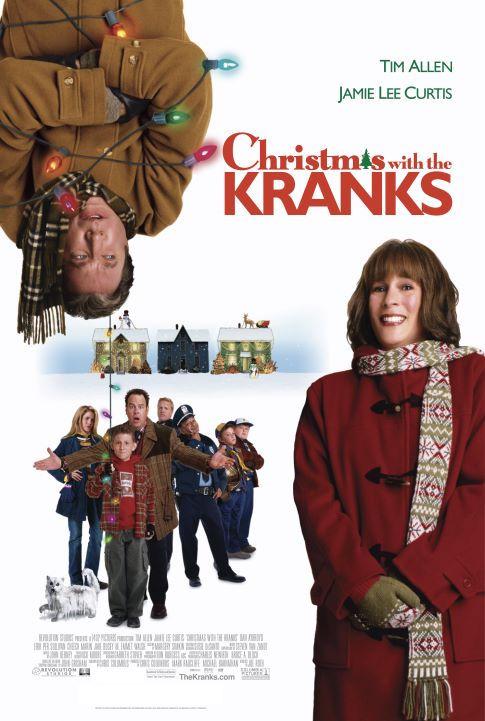 蹺家大作戰_Christmas with the Kranks_電影海報
