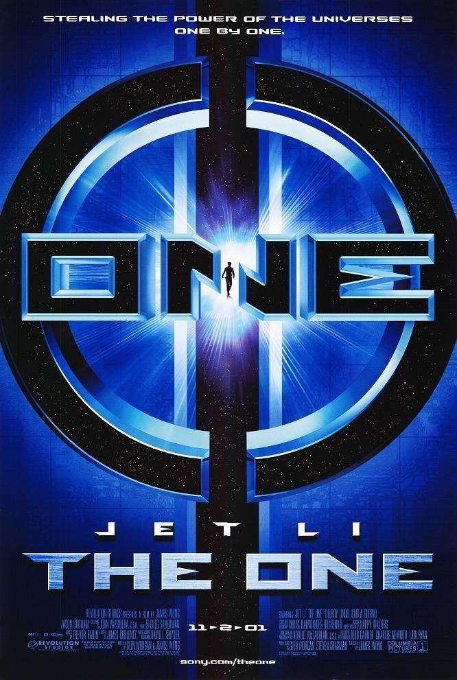 救世主_(2001) The One (2001)_電影海報