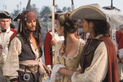 神鬼奇航:鬼盜船魔咒_Pirates of the Caribbean: The Curse of the Black Pearl_電影劇照