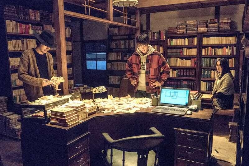 古書堂事件手帖_Biblia Used Bookstore Casebook_電影劇照