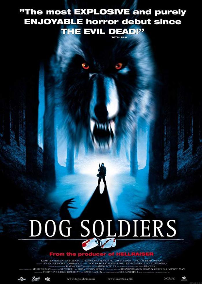 閃靈戰士_Dog Soldiers_電影海報