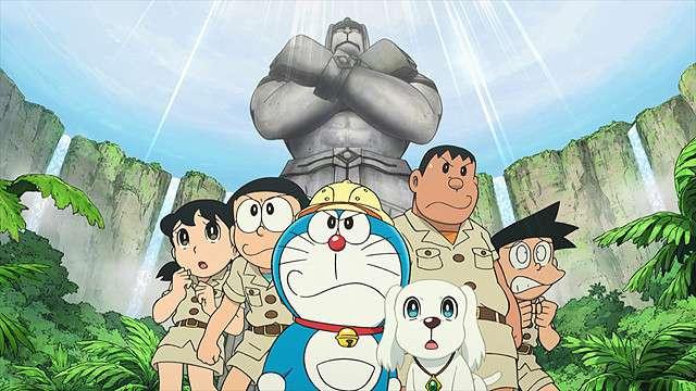 哆啦A夢:新大雄的大魔境 ~扁扁與五人之探險隊~_Doraemon: New Nobita's Great Demon-Peko and the Exploration Party of Five_電影劇照
