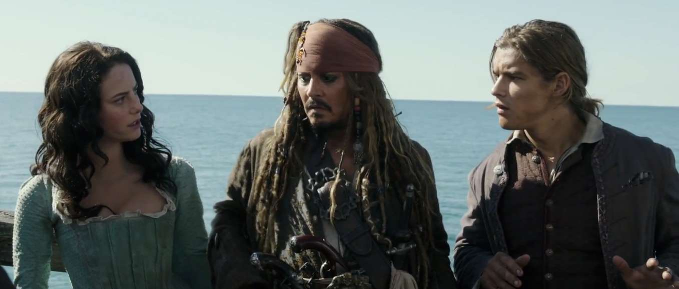 神鬼奇航5:死無對證_Pirates of the Caribbean: Dead Men Tell No Tales_電影劇照