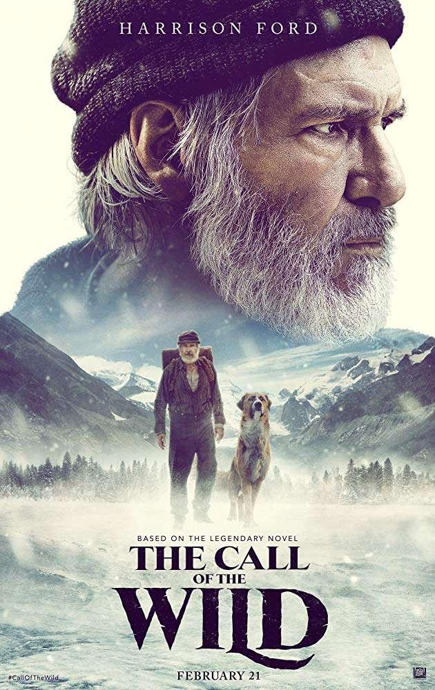 極地守護犬_The Call of the Wild_電影海報