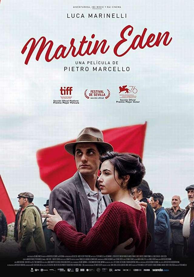 馬丁伊登_Martin Eden_電影海報