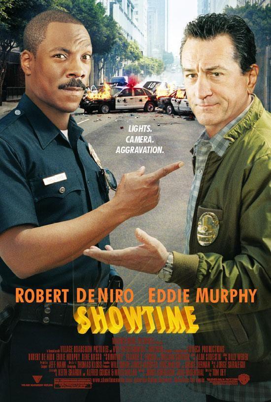 好戲上場_Showtime_電影海報