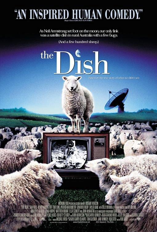 不簡單的任務_The Dish_電影海報