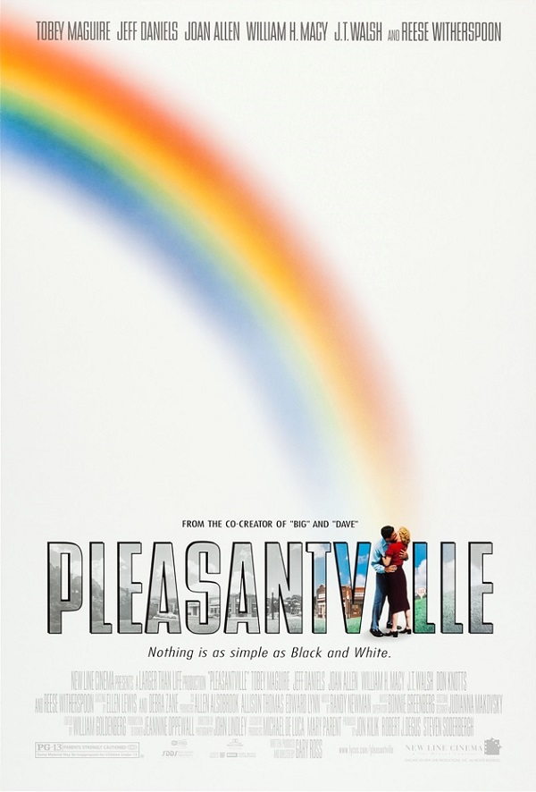 歡樂谷_Pleasantville_電影海報